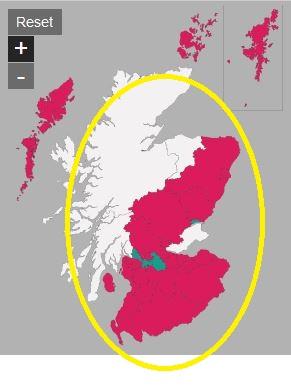 Scotland GDMA3
